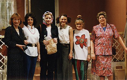 Photo from Steel Magnolias