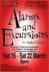 Poster of Alarms and Excursions