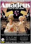 HIADS poster for Amadeus