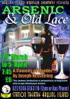 HIADS poster for Arsenic and Old Lace