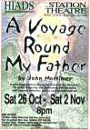 HIADS poster for A Voyage Round My Father