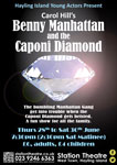 HIADS poster for Benny Manhattan and the Caponi Diamond