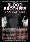 HIADS poster for Blood Brothers