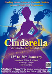 HIADS poster for Cinderella