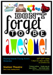 Poster of Don't Forget to be Awesome