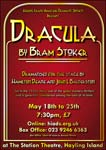 HIADS poster for Dracula