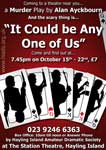 HIADS poster for It Could Be Anyone Of Us