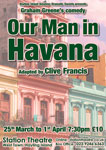 HIADS poster for Our Man In Havana