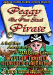 Poster of Peggy the Pint Sized Pirate