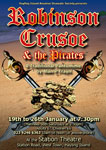 HIADS poster for Robinson Crusoe and the Pirates