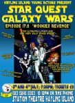 HIADS poster for Star Quest Galaxy Wars
