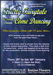 HIADS poster for Strictly Fairytale Come Dancing