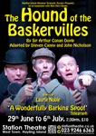 HIADS poster for The Hound of the Baskervilles