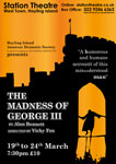 HIADS poster for The Madness of George III