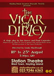 HIADS poster for The Vicar of Dibley