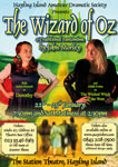 HIADS poster for The Wizard of Oz