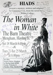 HIADS poster for The Woman in White