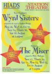HIADS poster for Wyrd Sisters